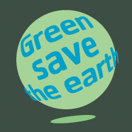 Green save the earthプロジェクト
